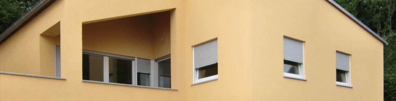 Außenputz, energieberatung Ludwigsburg